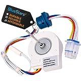 Ultra Durable WR60X10307 WR60X10074 - Pieza de repuesto para motor de ventilador de evaporador por Blue Stars – Ajuste exacto