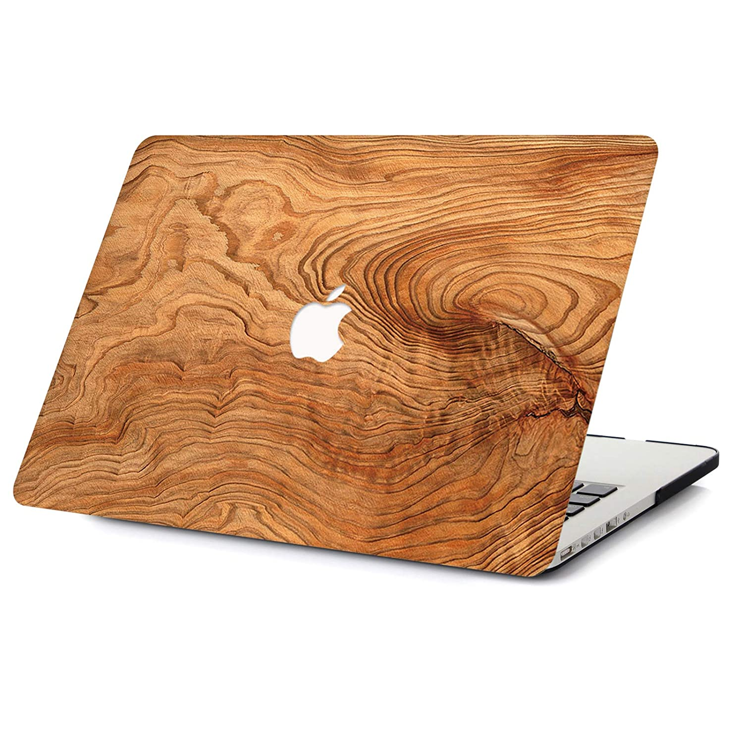 AOGGY Carcasa MacBook Pro 15 A1398, Ultra Delgado Funda ...