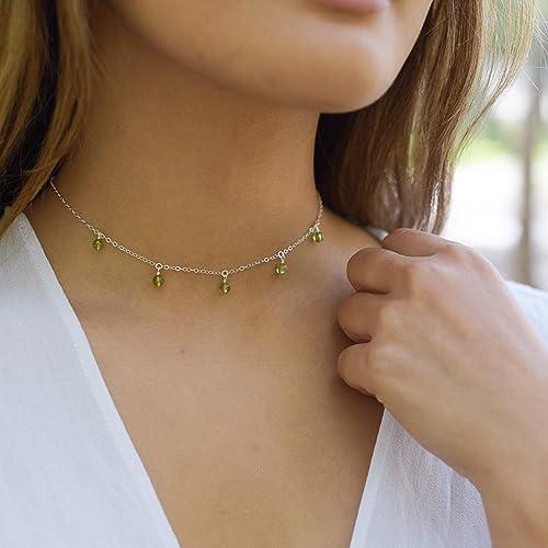 2 12 Inch Handmade Metal Star Statement Necklace