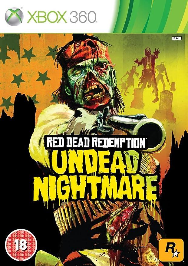 Red dead redemption: undead nightmare [import anglais] [Importación francesa]: Amazon.es: Videojuegos