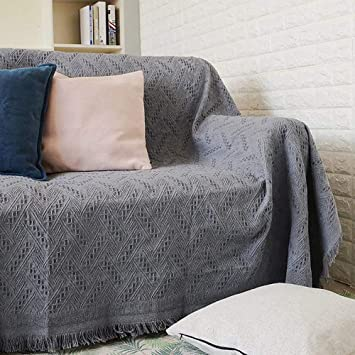 Amazon.com: Bluting - Manta de algodón reversible ...