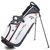 Callaway 2016 Hyper Lite 2 Lightweight Stand Carry Golf Bag 3-Way Divider