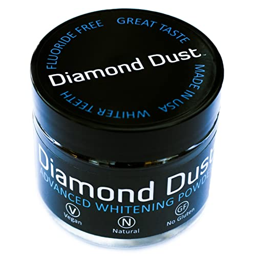 Diamond Dust Activated Charcoal
