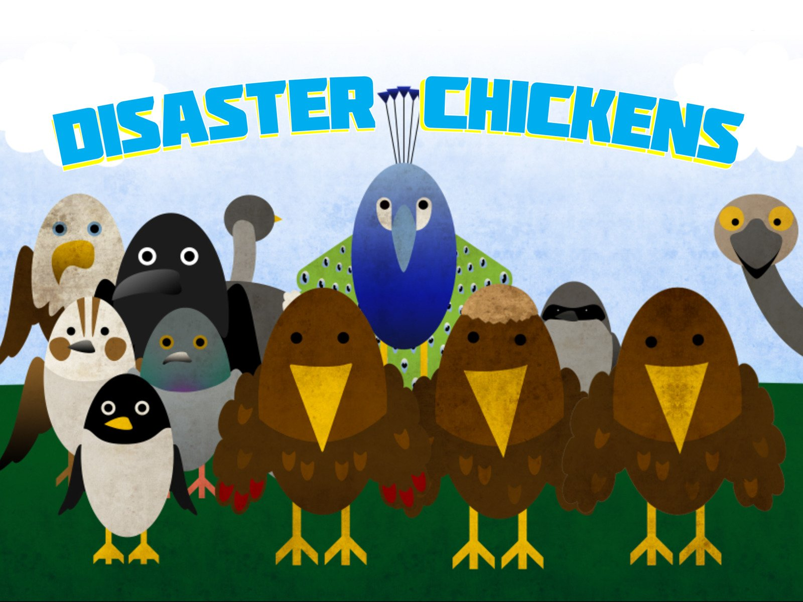 Disaster Chickens on Amazon Prime Video UK