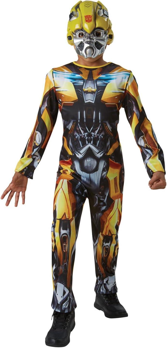 Transformers - Disfraz de Bumblee Bee oficial para niños, infantil ...