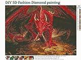 DIY 5D Diamond Painting Full Round Drill Kit