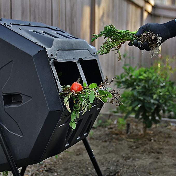 Amazon.com: Cozinest - Vaso para compostaje de hierba y ...
