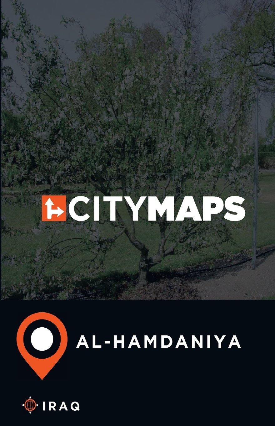 City Maps Al-Hamdaniya Iraq