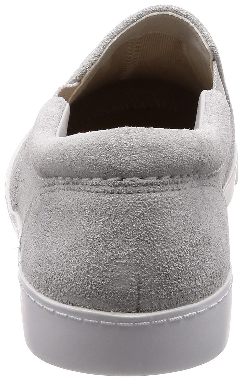 Clarks Damen Glove Puppet Slipper Grau Grau Slipper 115c37