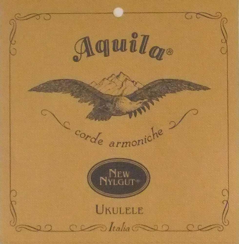 Aquila 31U New Nylgut - Cuerdas para ukelele de concierto (acordes ...