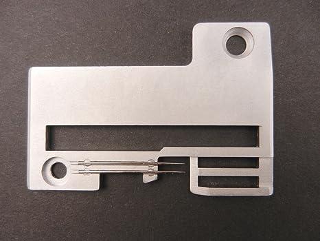 Punto de placa para Medion Overlock MD 10685 Máquina de coser