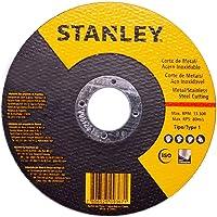 STANLEY Disco Abrasivo de Corte Inox de 4.1/2 Pol. (114mm) STA8061