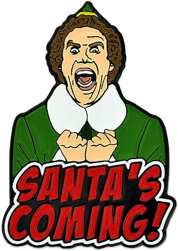 PinMart Filthy Christmas Funny Holiday Enamel Lapel Pin