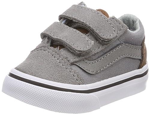 6cc4a565e2 Vans Baby Old Skool C L V Sneakers - Frost G - UK 6   US 6.5   EU ...