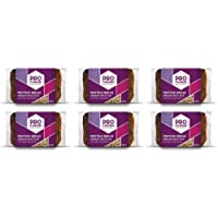 (6 PACK) - Profusion - Org Protein Bread - Rye & Flax   250g   6 PACK BUNDLE