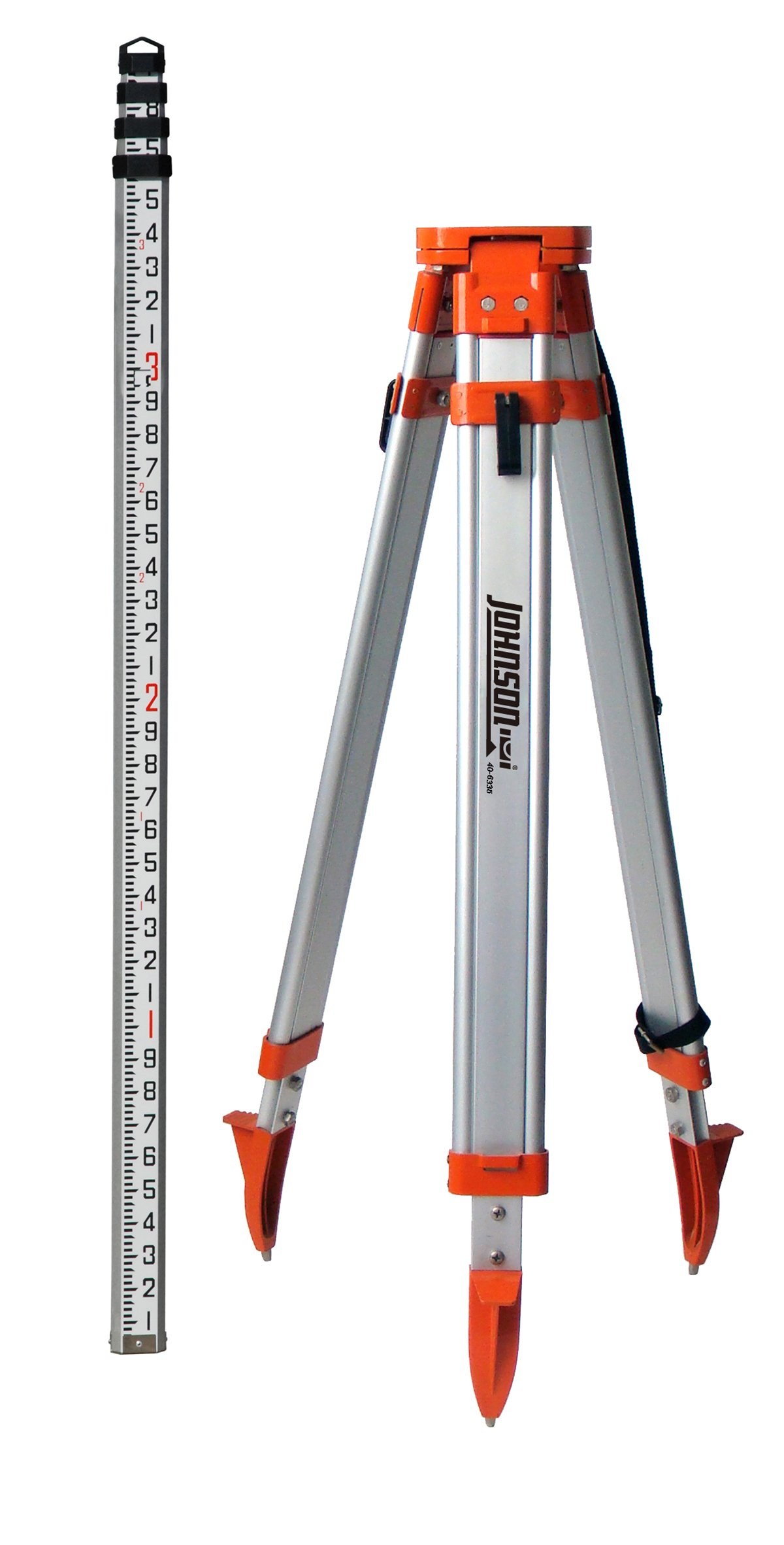 Johnson Level and Tool 40-6350 Universal Tripod Kit