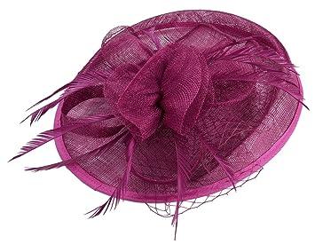 Fascigirl Fascinator Hair Clip Brooch Pin Wedding Hair Accessory Bridal Heapiece