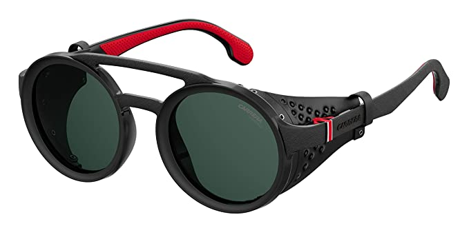c44cb9433ba Image Unavailable. Image not available for. Colour  Carrera Gradient Round  Unisex Sunglasses - (CARRERA 5046 S 807 ...