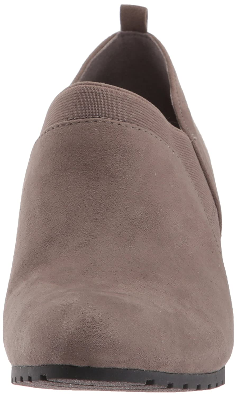 Bandolino Women's 7Zimra Ankle Boot B06Y2GJGQJ 6.5 B(M) US|Flint