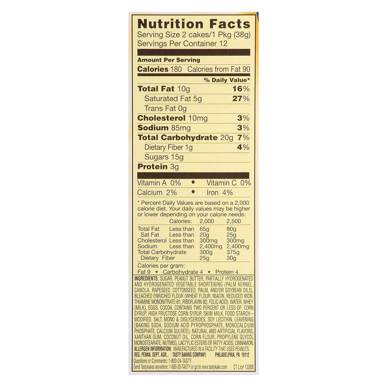 Tastykake Peanut Butter Kandy Kakes 24 ct. A1