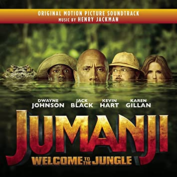 Henry jackman jumanji welcome to the jungle original motion jumanji welcome to the jungle original motion picture soundtrack stopboris Gallery