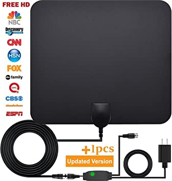 Review TV antennas, HDTV antenna