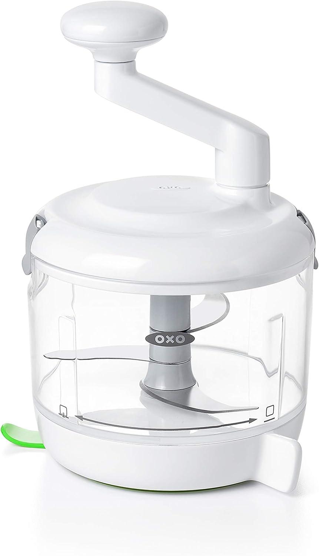 Oxo Good Grips One Stop Chop - Procesador Manual de Alimentos - 1 ...