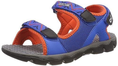 5646f8bdff35 Regatta Boys  Terrarock Jnr Open Toe Sandals  Amazon.co.uk  Shoes   Bags