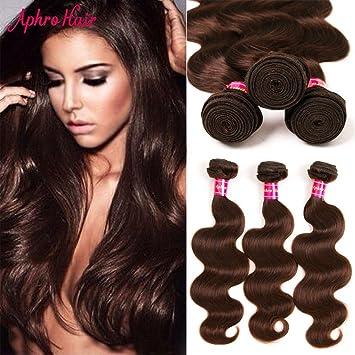 3 Pcs 20 Inch Aphro Hair Factory Brazilian Body Wave Human Hair Extensions  Brazilian Hair Weave