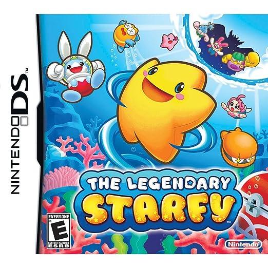 Amazon.com: The Legendary Starfy: Video Games