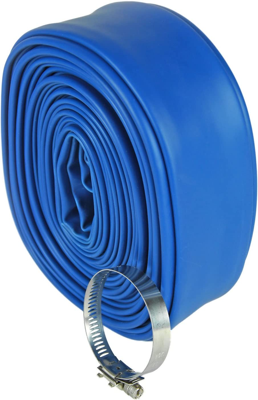 Poolmaster 1-1/2-Inch x 50-Feet Heavy Duty Backwash and Discharge Hose