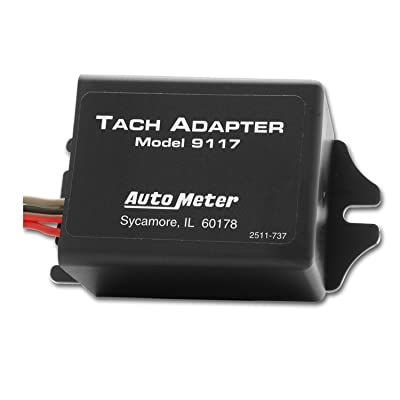AUTO METER 9117 Tachometer Adapter: Automotive
