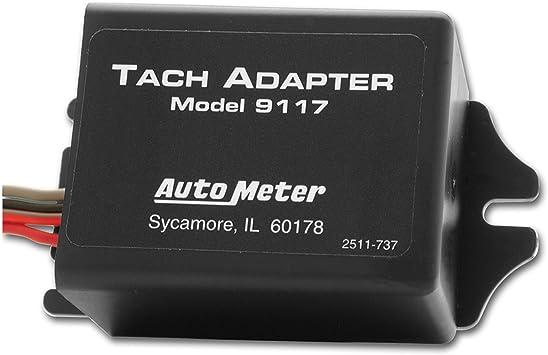 Auto Meter Monster Tach Wiring Diagram