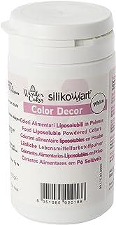 silikomart 73175990001 colorant alimentaire liposoluble poudre blanc - Colorant Alimentaire Blanc