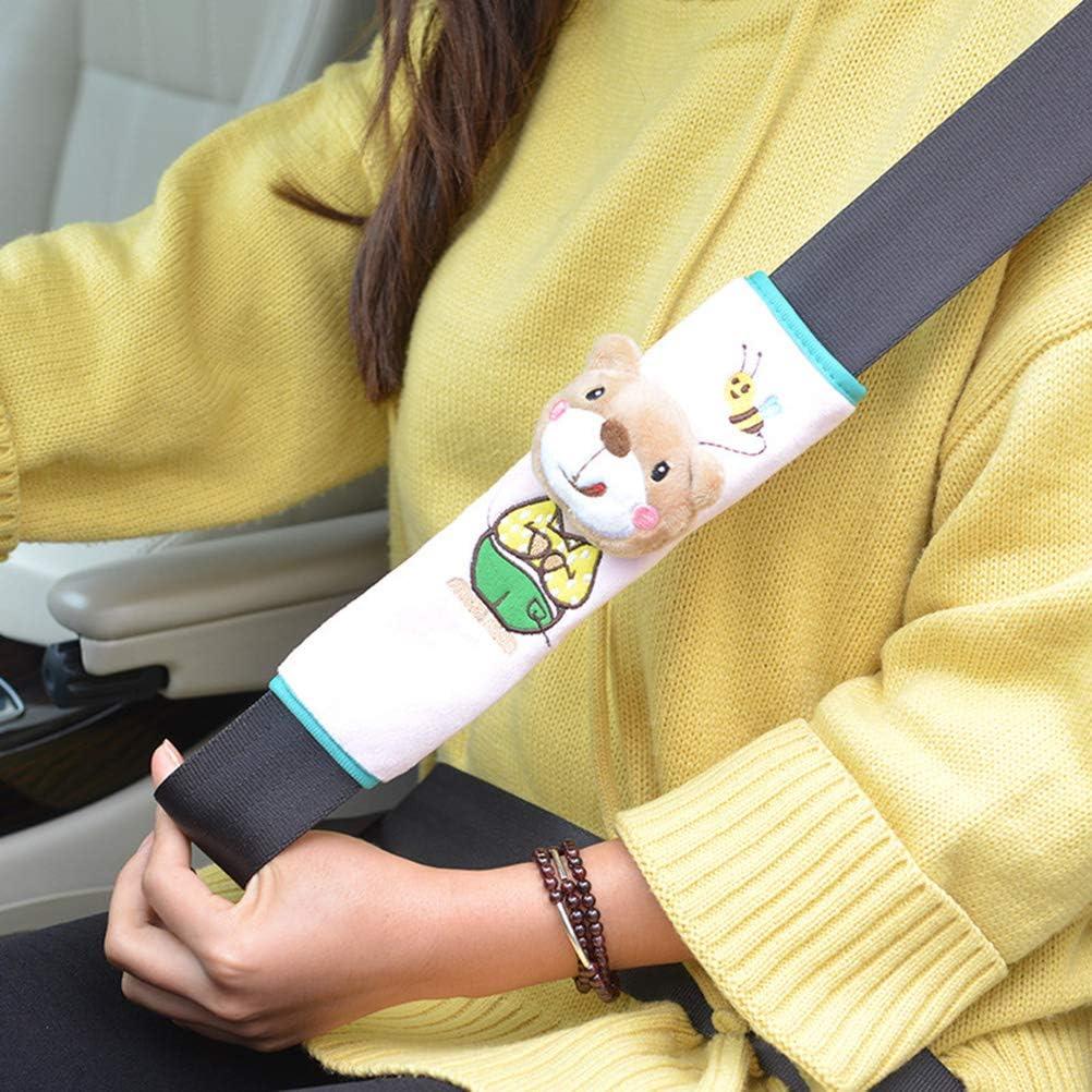 Modello Casuale Vosarea Imbottiture Cinture di Sicurezza per Auto per Bambini