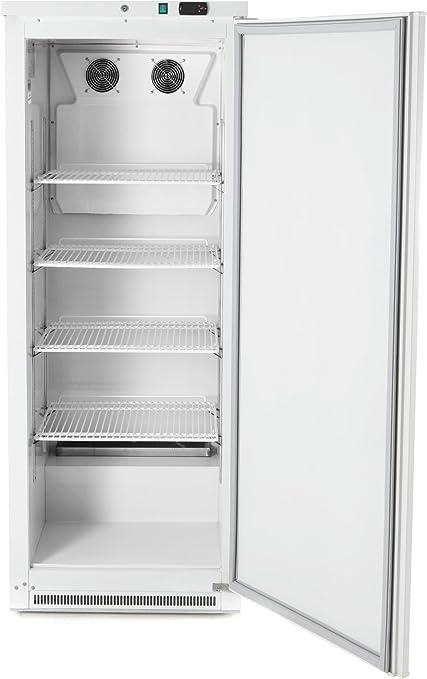Royal Single Vertical Catering Congelador puerta, color blanco ...