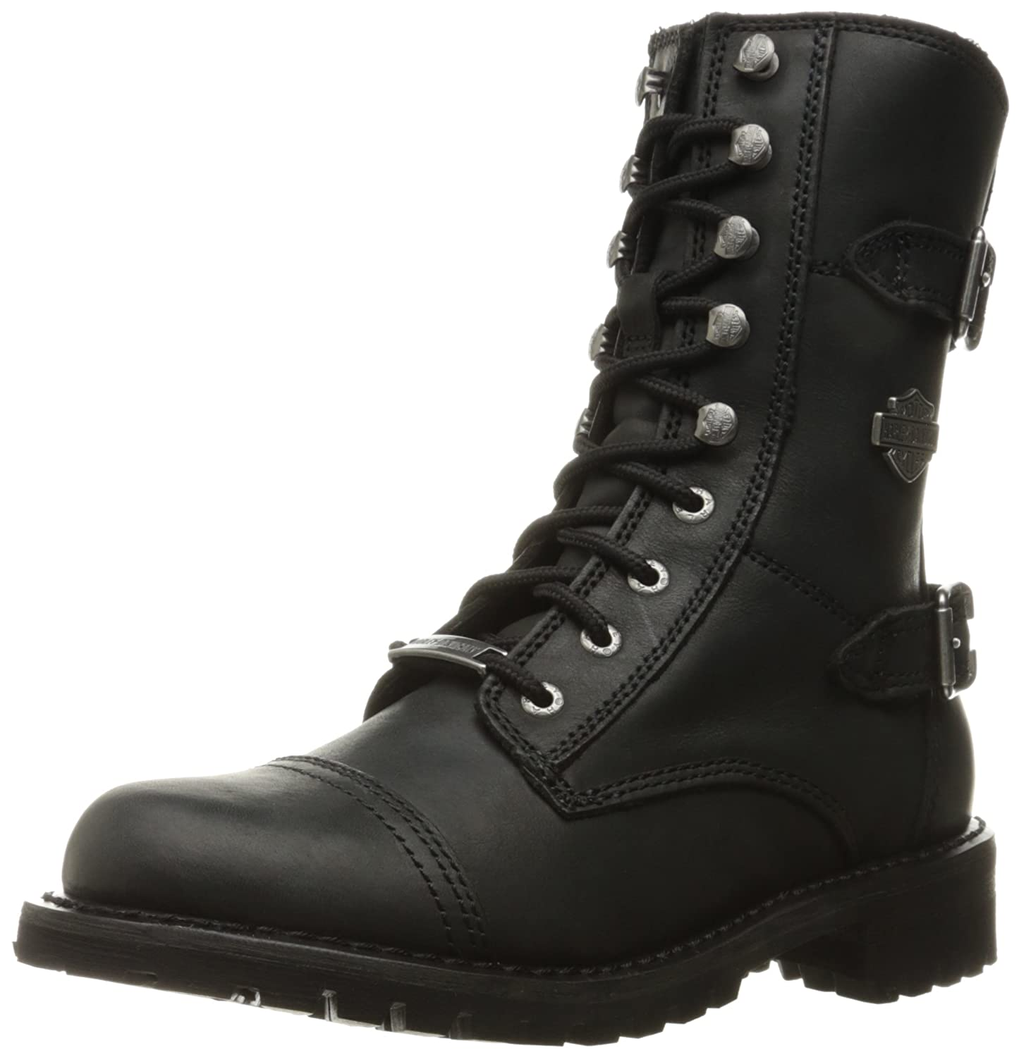 Harley-Davidson Women's Balsa Work Boot B005BFS3LM 11 B(M) US|Black