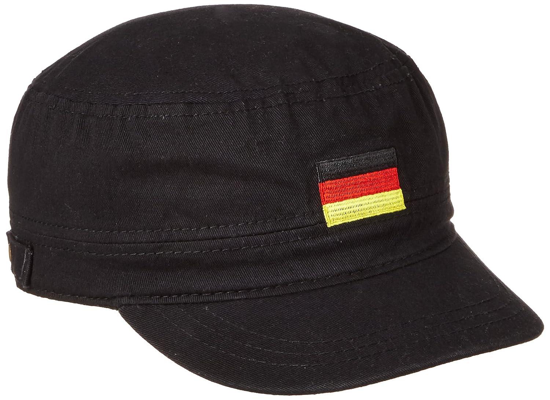 Pro Feet Gorra Militar de Merchandising Adulto, Alemania, Negro ...