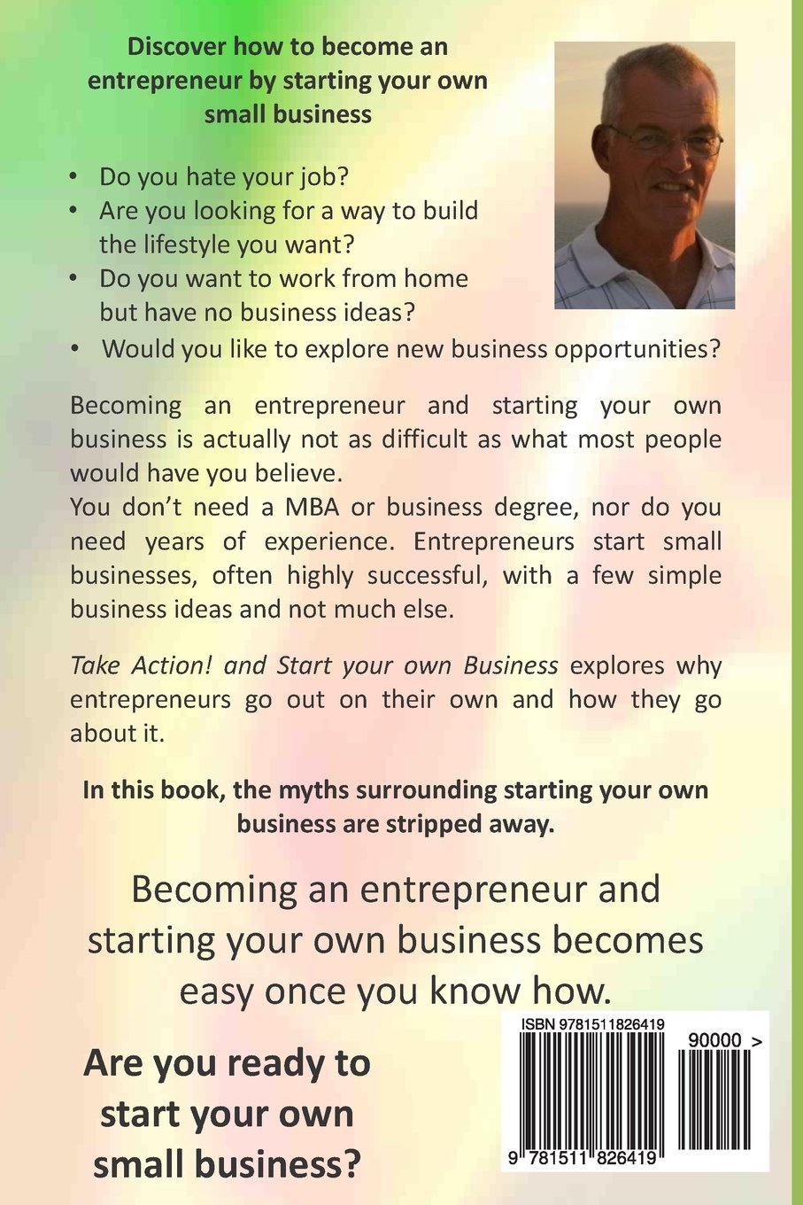 Take Action! and Start your own Business (Action for a better life ...