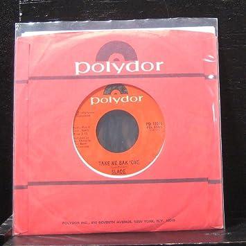 Slade - Take Me Bak 'Ome (Stereo Version) B/w Take Me Bak 'Ome (Mono
