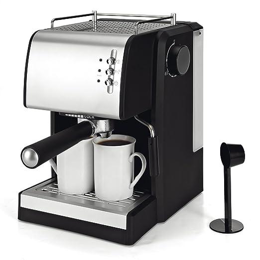 Domoclip 268DOM - Cafetera de espresso manual: Amazon.es: Hogar