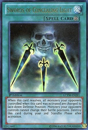 LDK2-ENJ08 Alligator/'s Sword1st Edition CommonYuGiOh Trading Card Game TCG