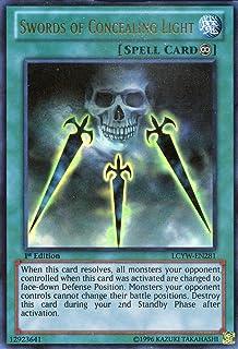 Swords of Conceiling Light FET-EN042 Rare Yugioh Card ~ Near Mint