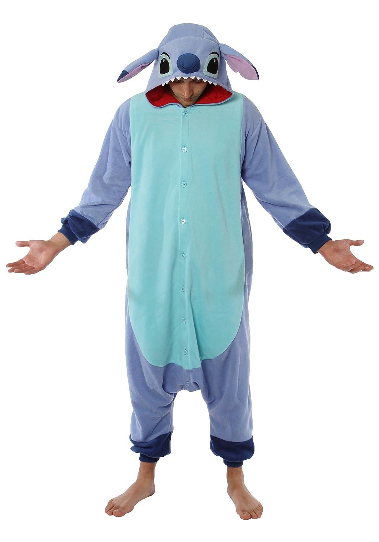 4bb2339cdb00 Amazon.com  Stitch Pajama Costume (one size fits all)