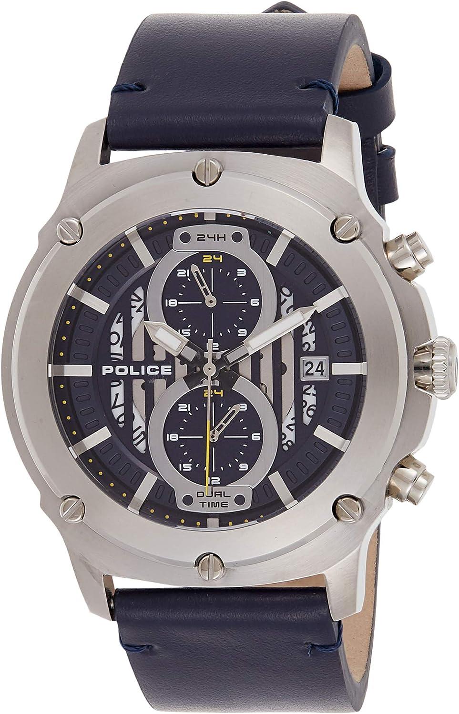 Police 15917JS-03 Reloj de Hombres