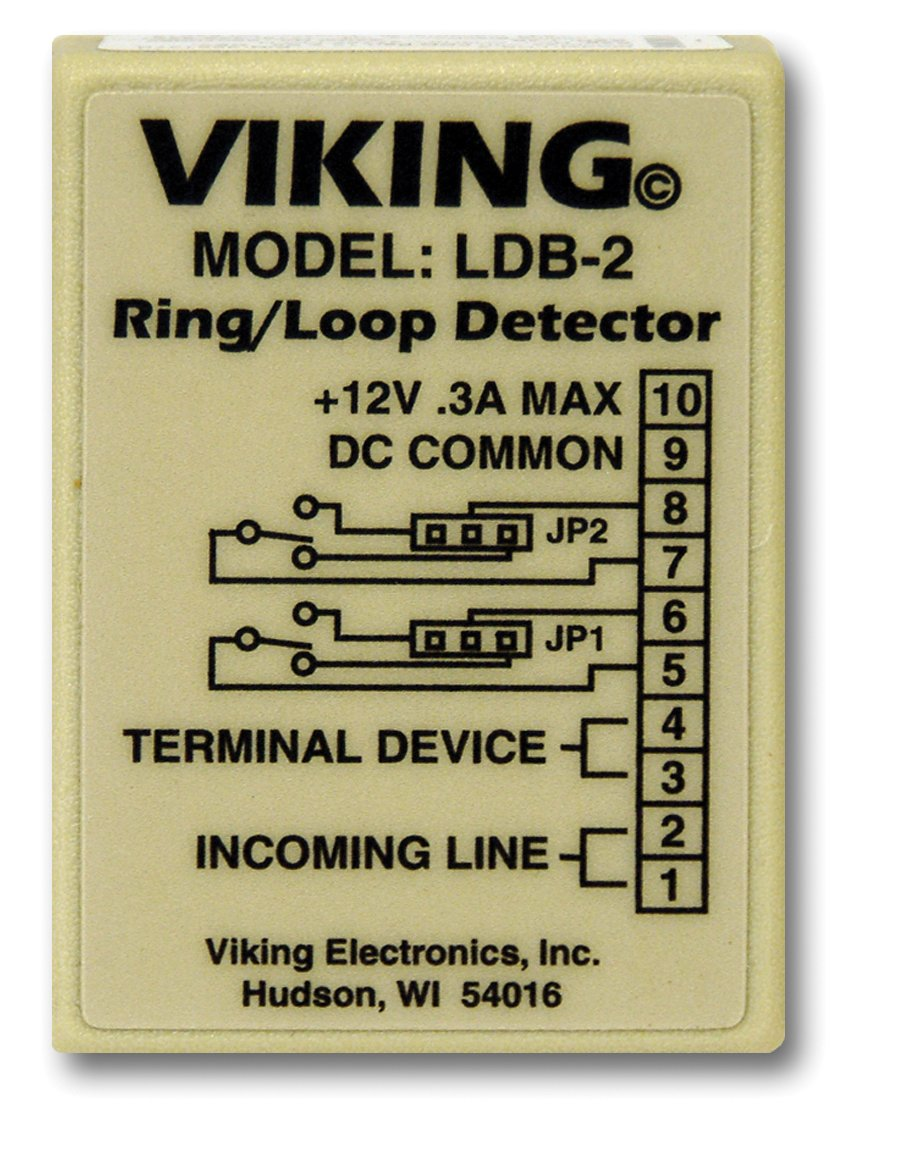 Amazon.com: New Viking Electronics Loop And Ring Detect Board For Ring & Line