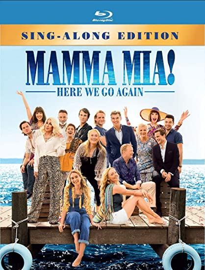 Amazon In Buy Mamma Mia Here We Go Again Dvd Blu Ray Online At