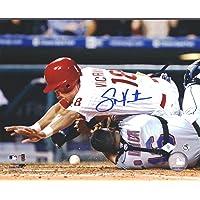 $86 » Signed Shane Victorino Photo - 8x10 BCS 151792 - Autographed MLB Photos