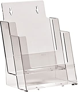 Taymar 3C110H Three Pocket DL Leaflet Dispenser
