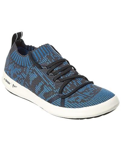 ADIDAS MENS TERREX CC Boat Parley Walking Shoes Black Sports